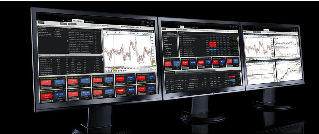 Option trading room